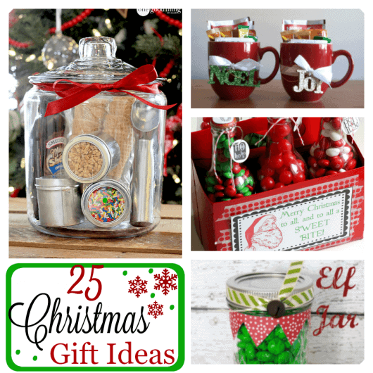 25 Christmas Gift Ideas
