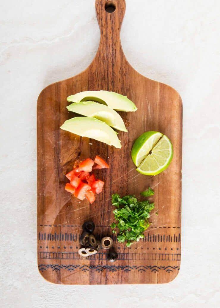 Favorite toppings for burritos