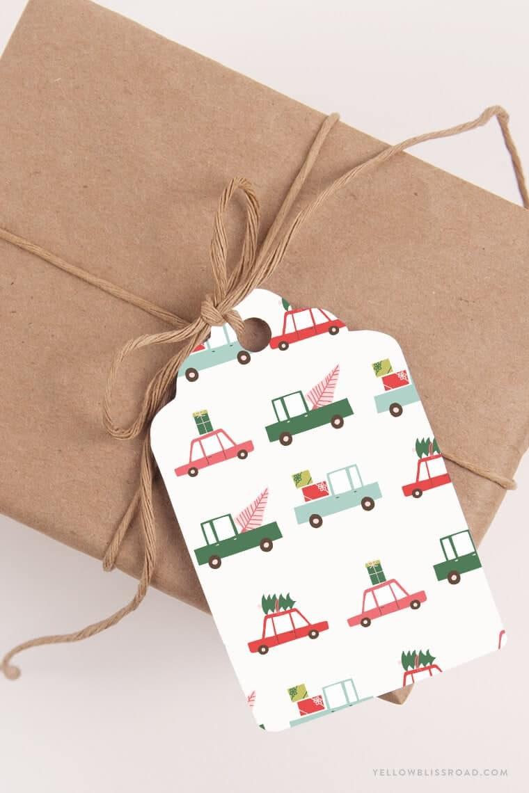 Free christmas gift tags i heart nap time free christmas gift tags wnload these free printable gift tags to spruce up negle Images