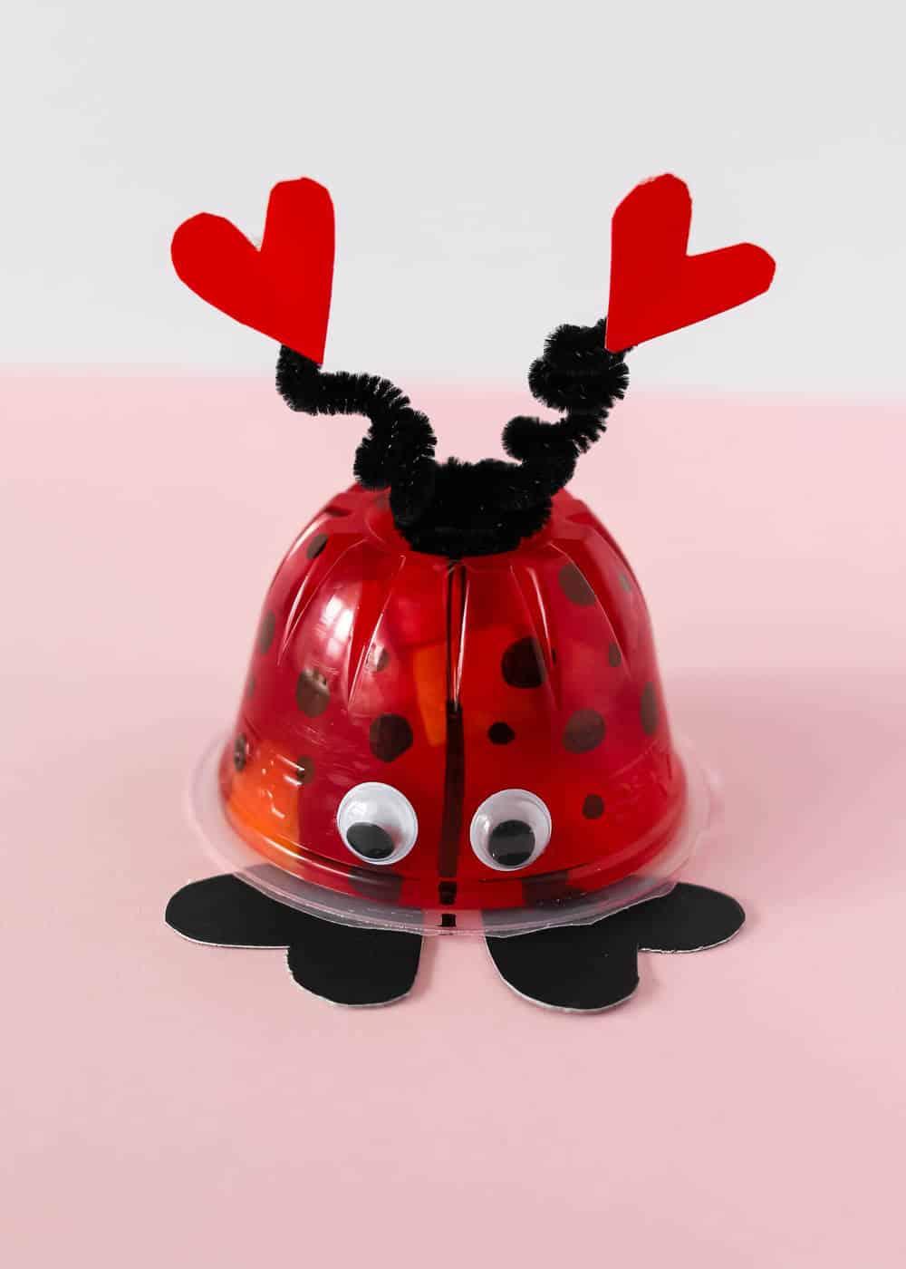 Valentine Fruit Valentine Love Bug Fruit Cups I Heart Nap Time