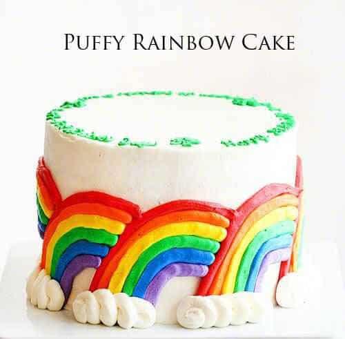 Rainbow Desserts: 17 Delicious St. Patrick's Day Recipe Ideas