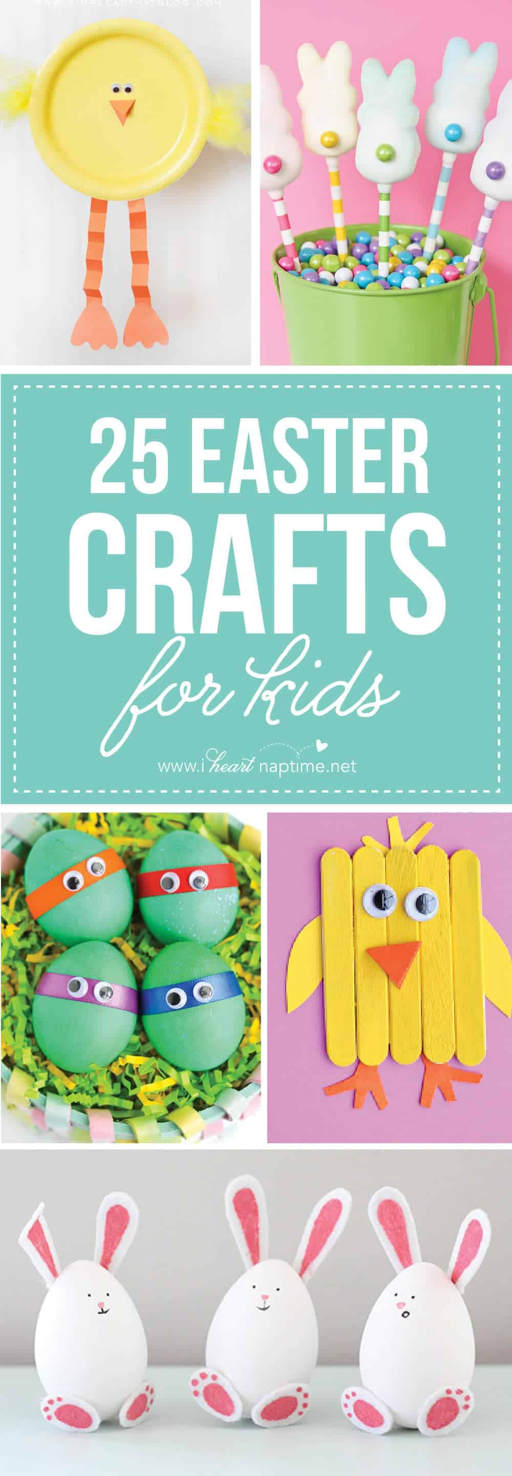 fun easter craft ideas 25 easter crafts for i nap time 4527