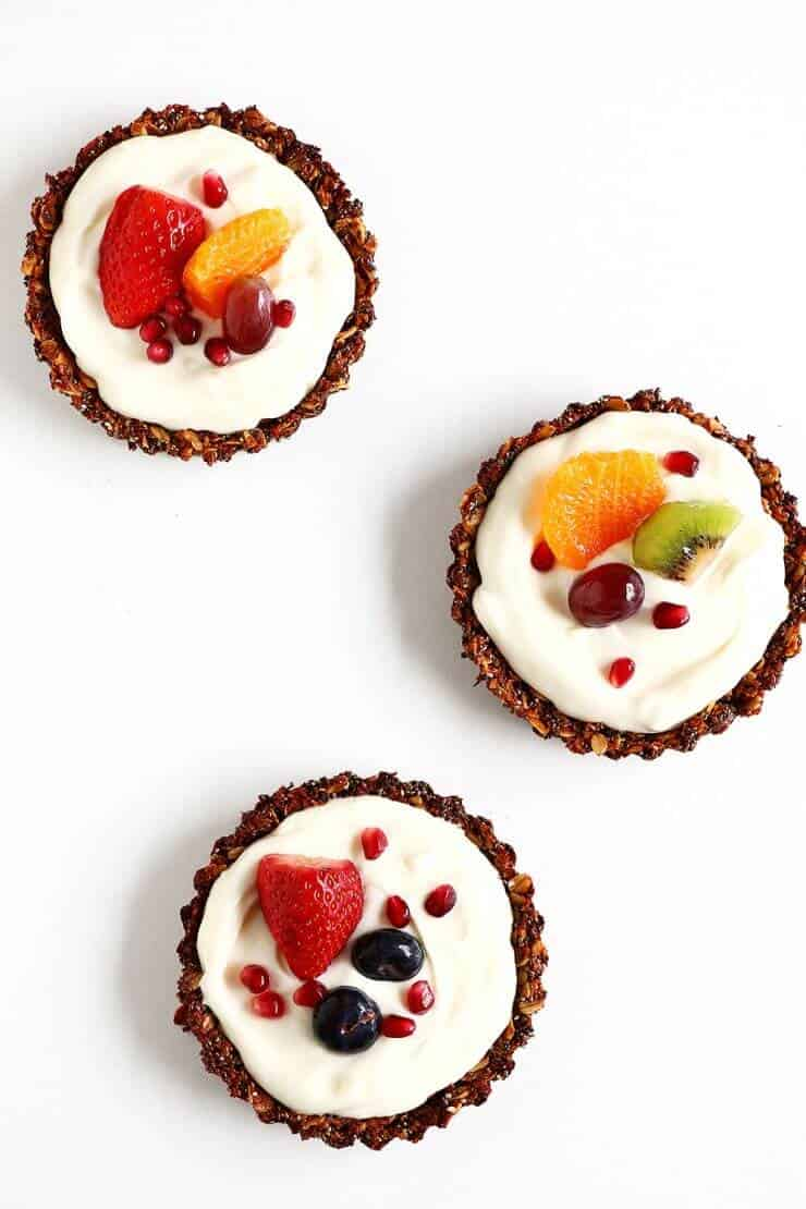 breakfast tart IHN + Top 50 Easter Brunch Recipes that will please every guest on your list!