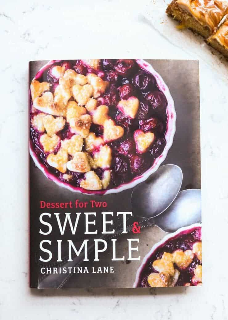 Dessert for Two: Sweet & Simple Cookbook