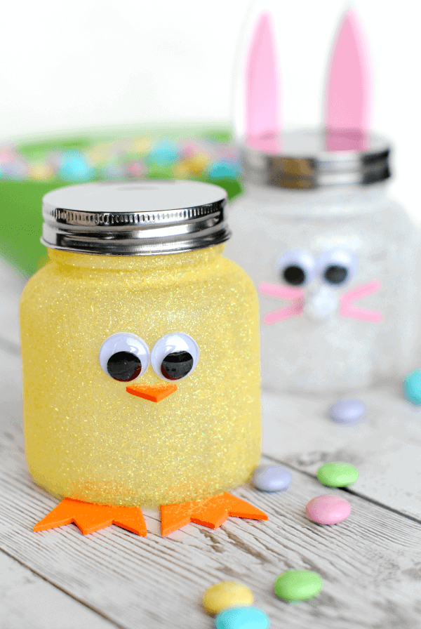 25 easter crafts for kids i heart nap time easter candy jars 25 easter crafts for kids fun filled easter activities for negle Image collections