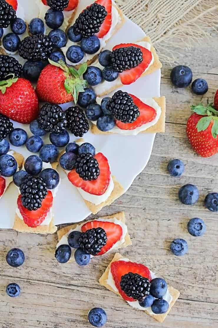 15 Tasty Summer Berry Brunch Recipes