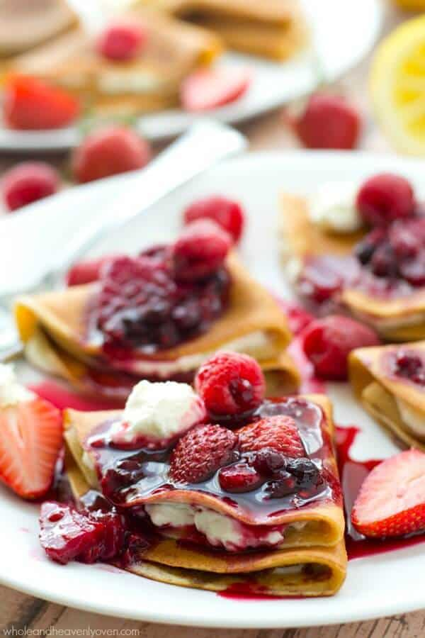 15 Tasty and Easy to Make Summer Berry Recipes (Part 2)