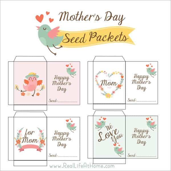 25 Free Mother S Day Printables I Heart Nap Time