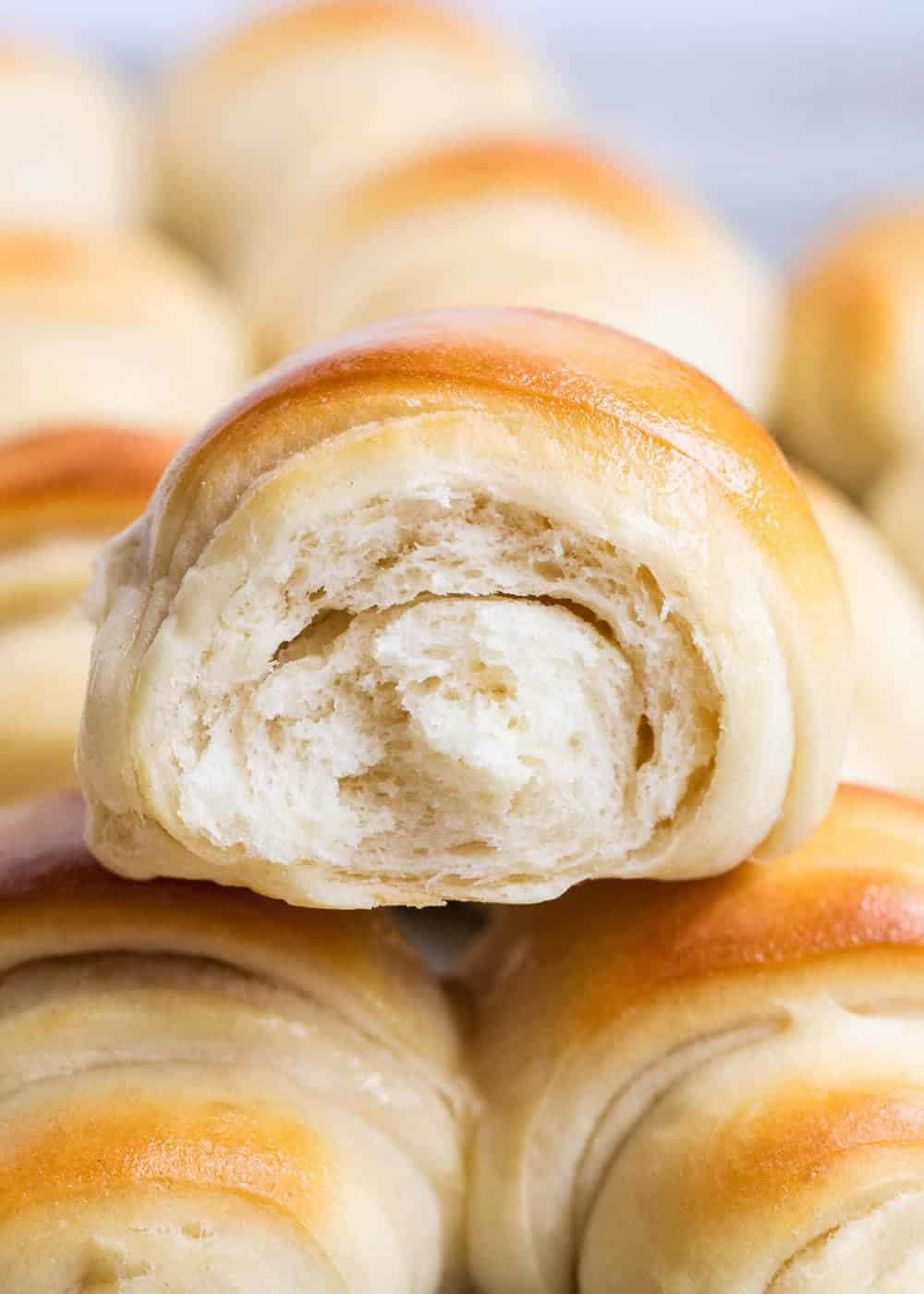 potato roll recipe