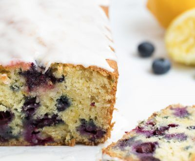 Lemon Blueberry Zucchini Bread ...this zucchini bread recipe is the best I've ever had! So moist and full of flavor!