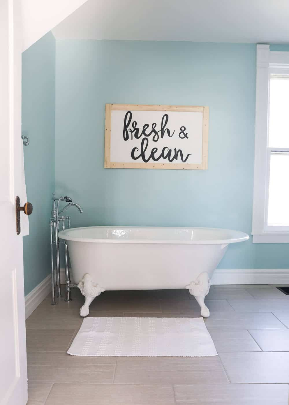 fixer upper bathroom before and afters i heart nap time - Fixer Upper Bathroom
