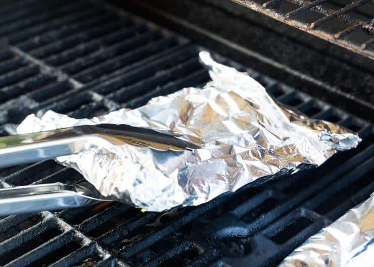 Grilled foil dinners