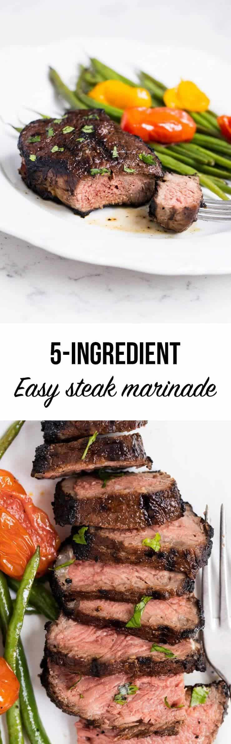steak marinade