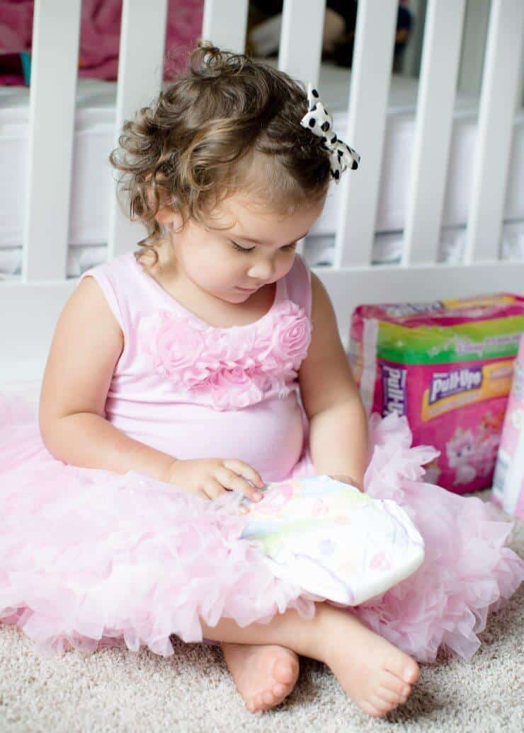 Tips to getting started Potty Training