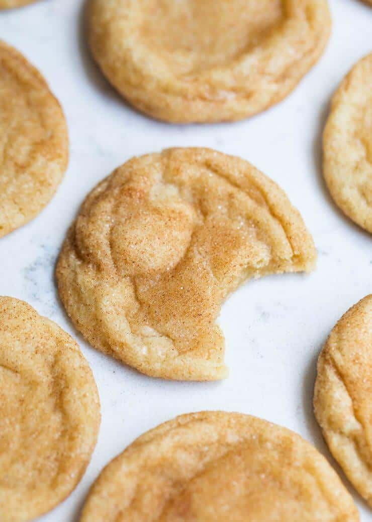 Super Soft Snickerdoodle Cookie Recipe I Heart Nap Time