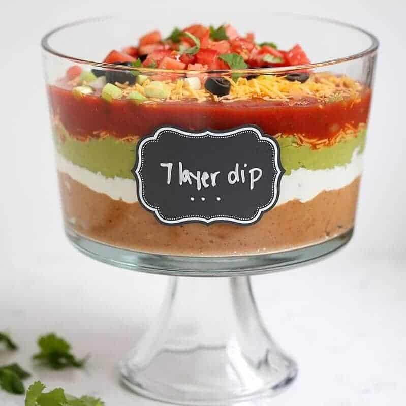 The Best Way To Make A 7 Layer Dip Recipe I Heart Naptime