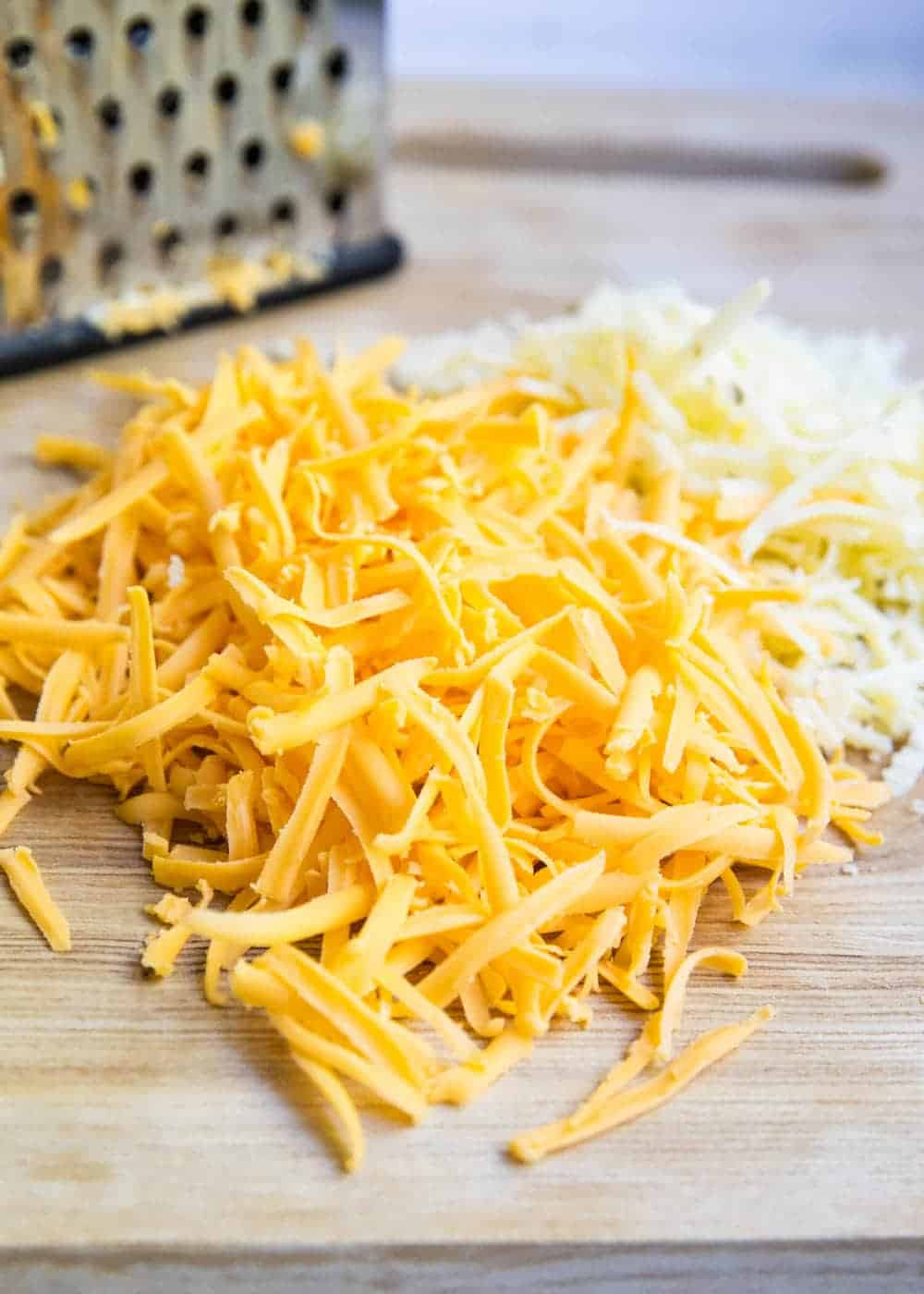 Cheese for creamy slow cooker mac and cheese