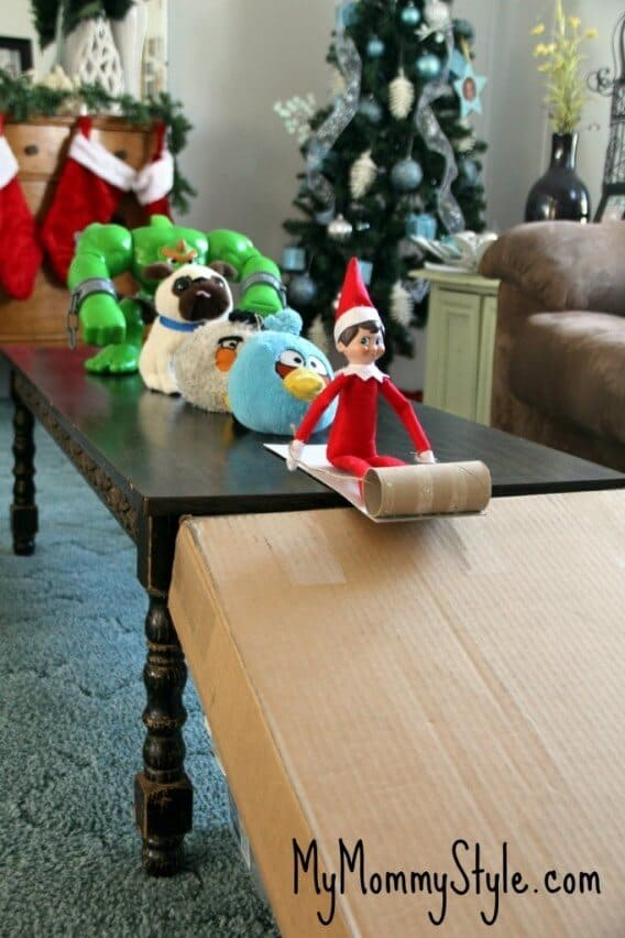 25 Funny Elf on the Shelf Ideas - These clever and original ideas are sure to make the Christmas season a blast in your home!