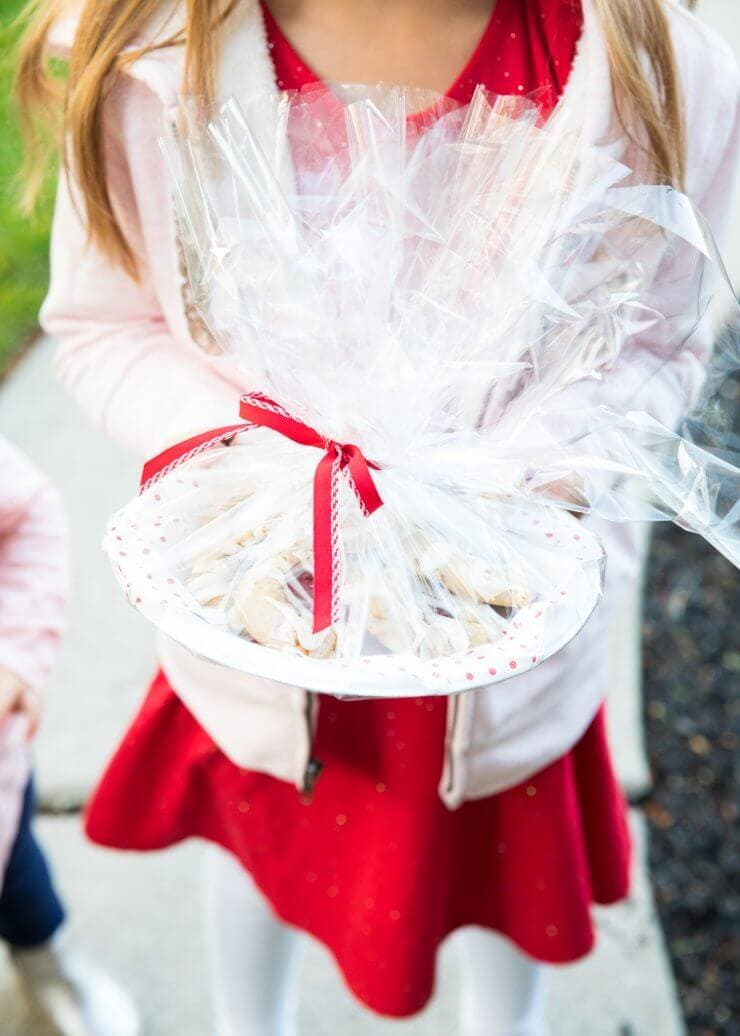 PB&J cookie gift idea