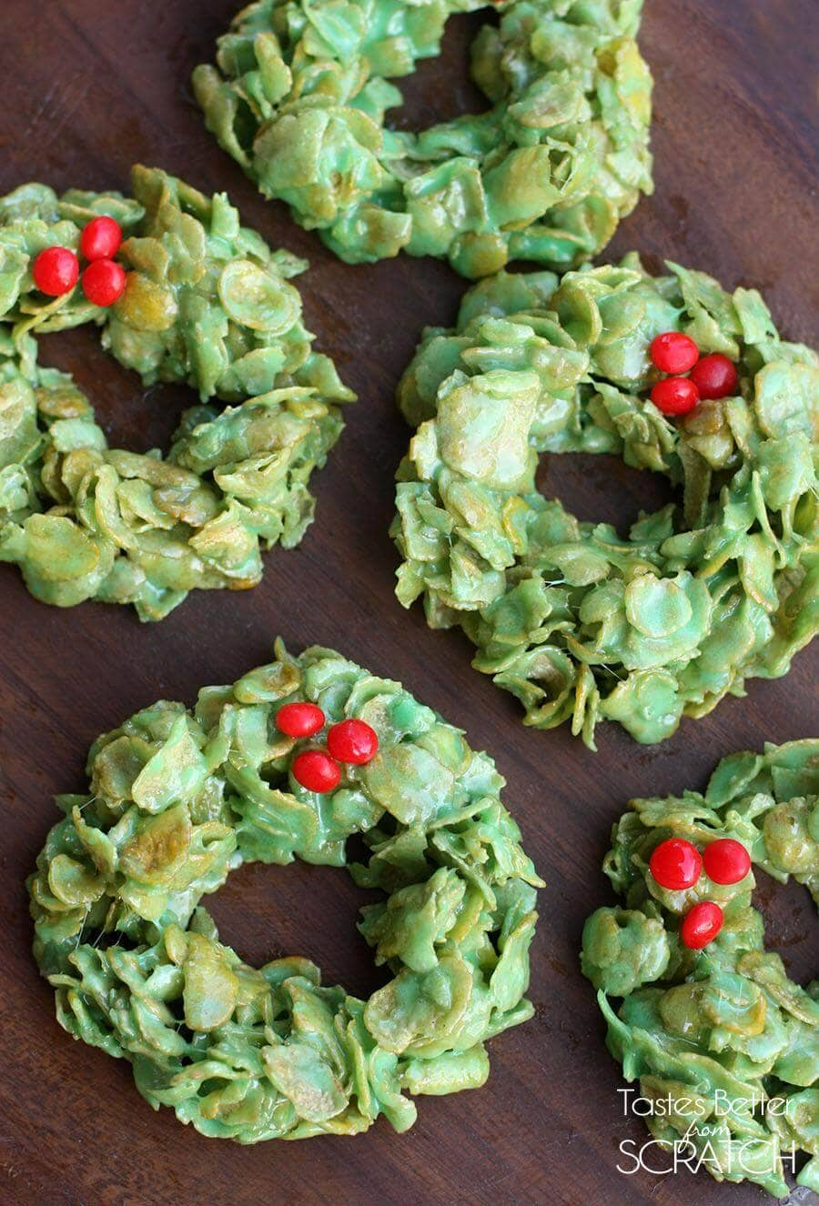 25 Festive Finger Food Holiday Desserts I Heart Nap Time