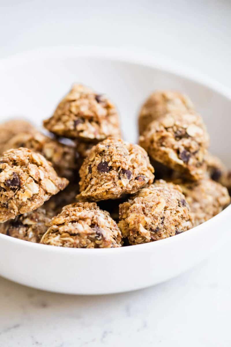 Almond Joy No Bake Energy Bites I Heart Nap Time
