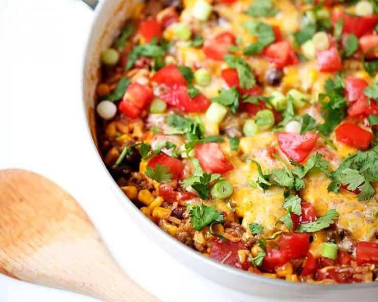 burrito bowls recipe