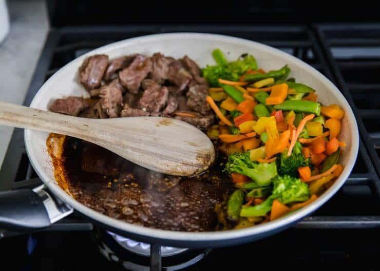 How to make beef ramen