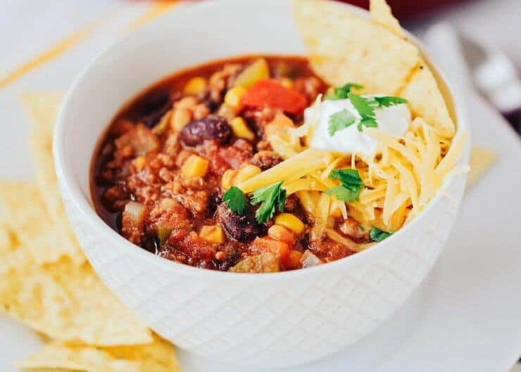 The Best Taco Soup Recipe I Heart Nap Time