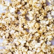 microwave caramel corn recipe