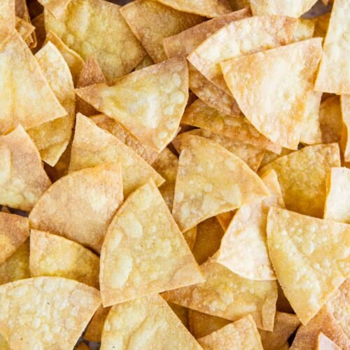 Easy Homemade Tortilla Chips I Heart Naptime