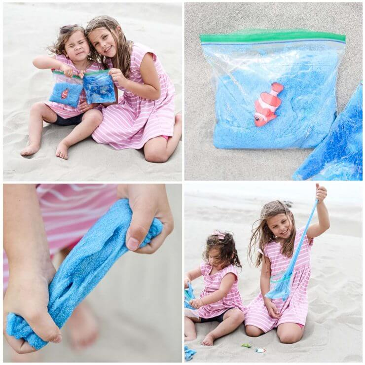 beach slime recipe