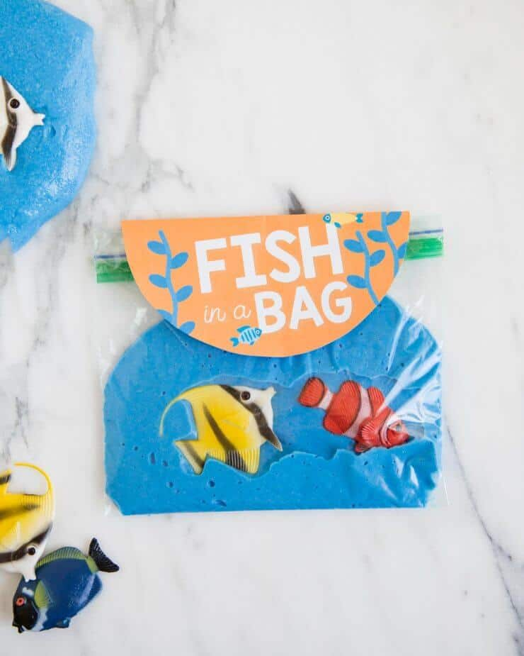 fish in a bag printable