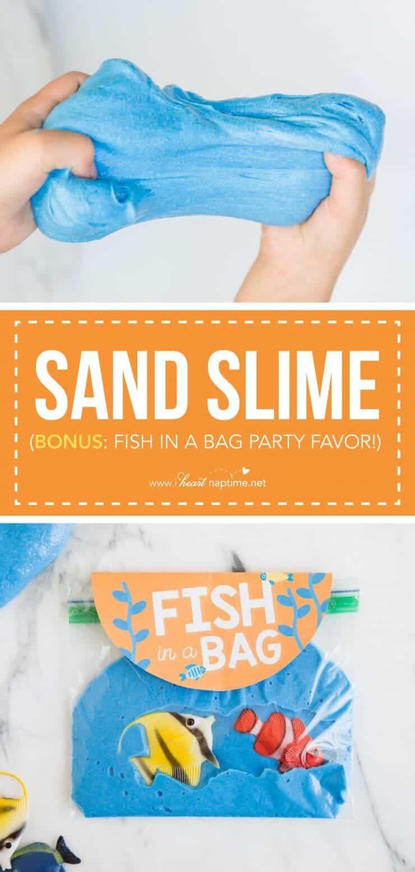 sand slime