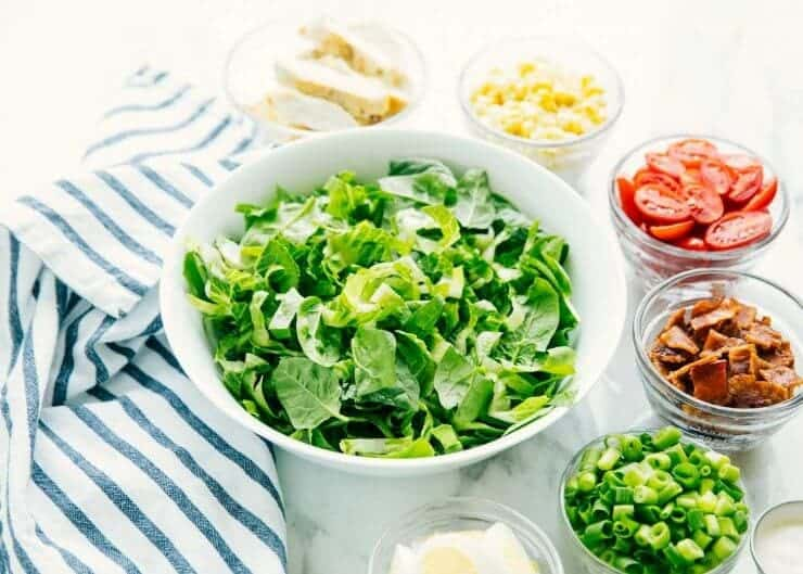 cobb salad ingredients