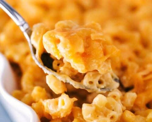 homemade macaroni recipe