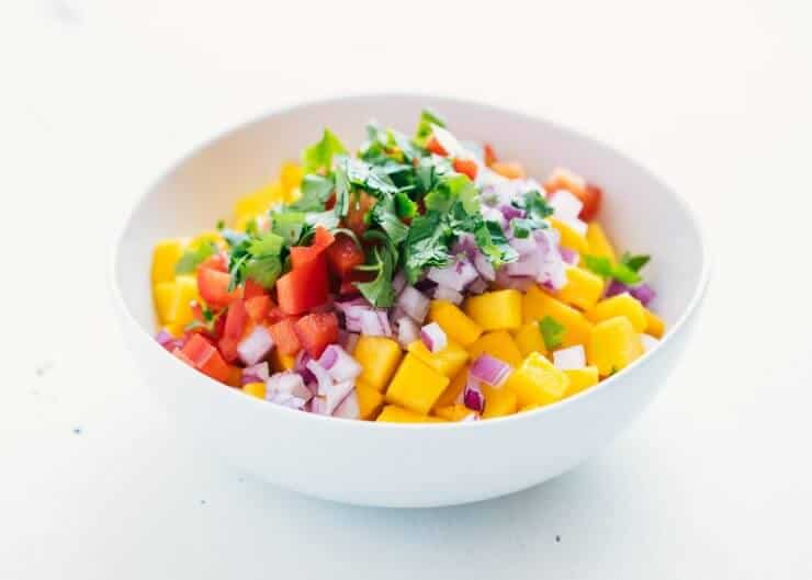 easy mango salsa recipe