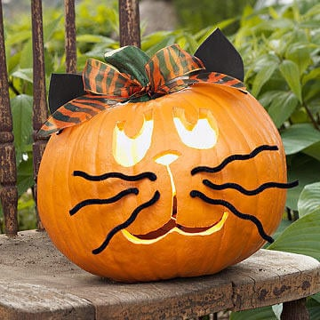 25 Clever Pumpkin Carving Ideas I Heart Naptime