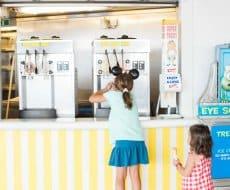 disney cruise ice cream