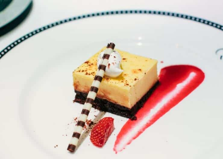disney cruise cheese cake