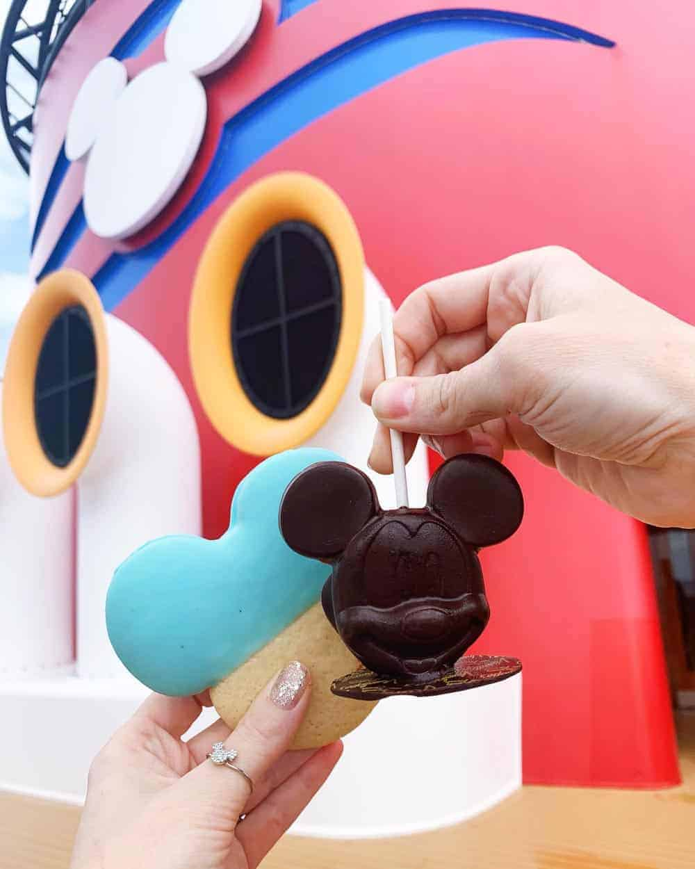 disney cruise treats
