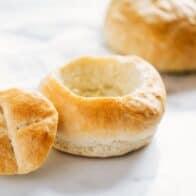 bread bowl recipe