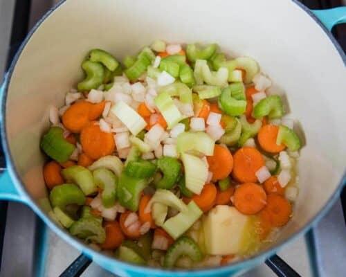 how to make turkey soup