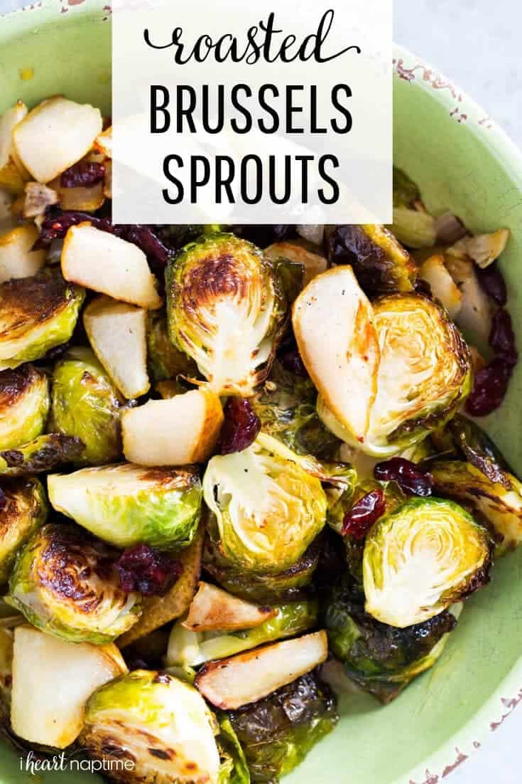 Asparagus Brussel Sprouts Recipes