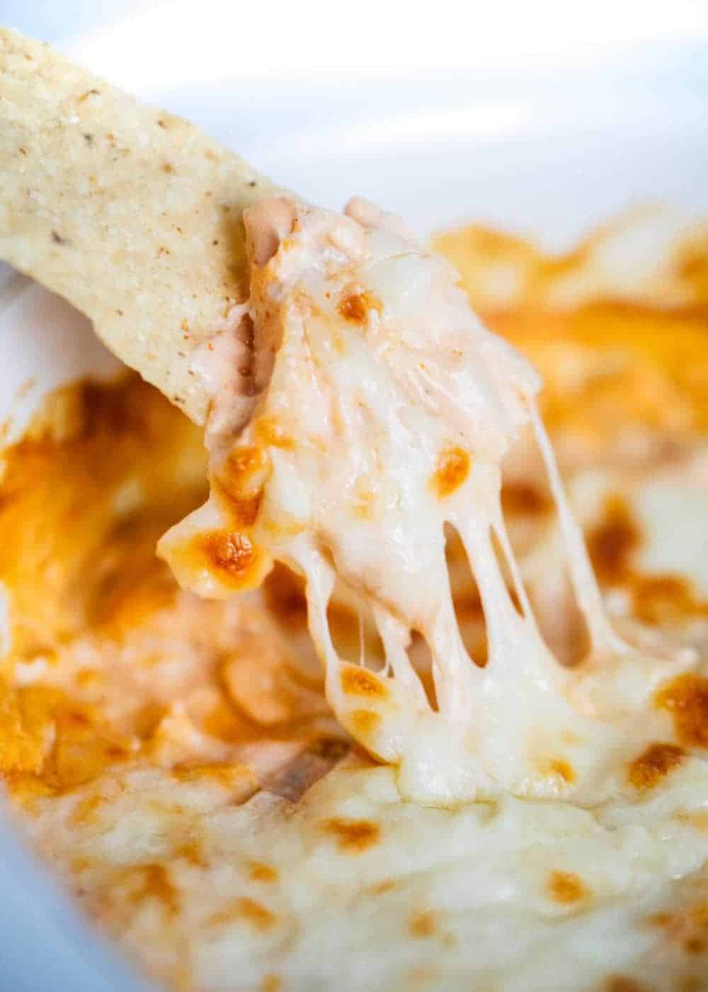 Easy Buffalo Chicken Dip 5 Ingredients I Heart Naptime