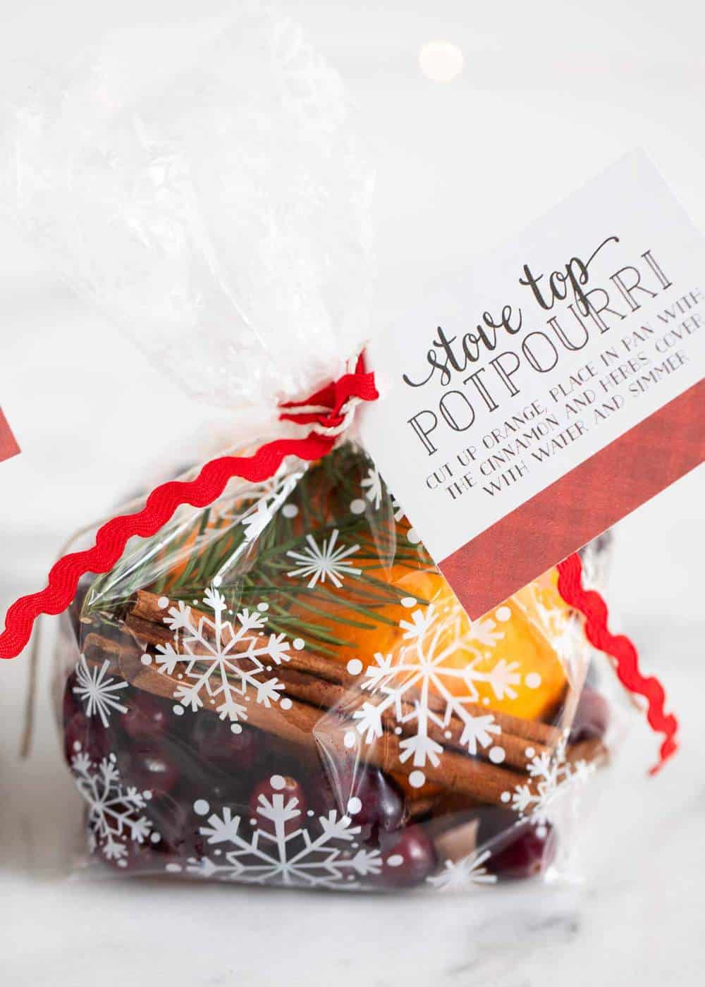 christmas potpourri printable