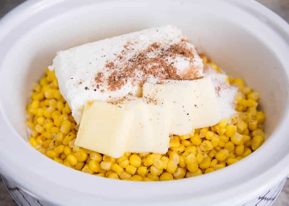 how to make creamed corn
