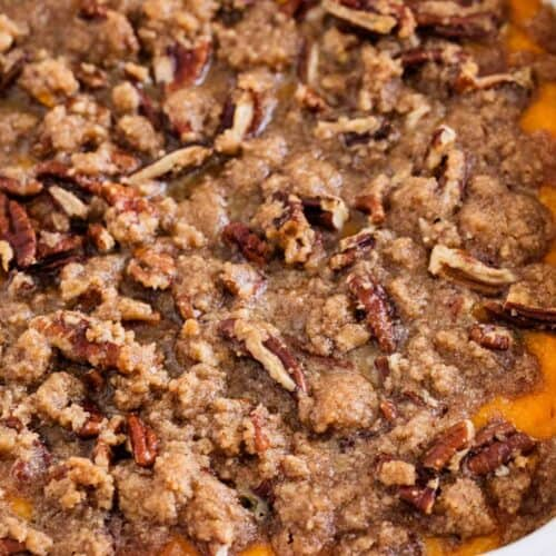 The Best Sweet Potato Casserole I Heart Naptime