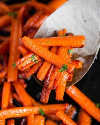 glazed carrots recipe