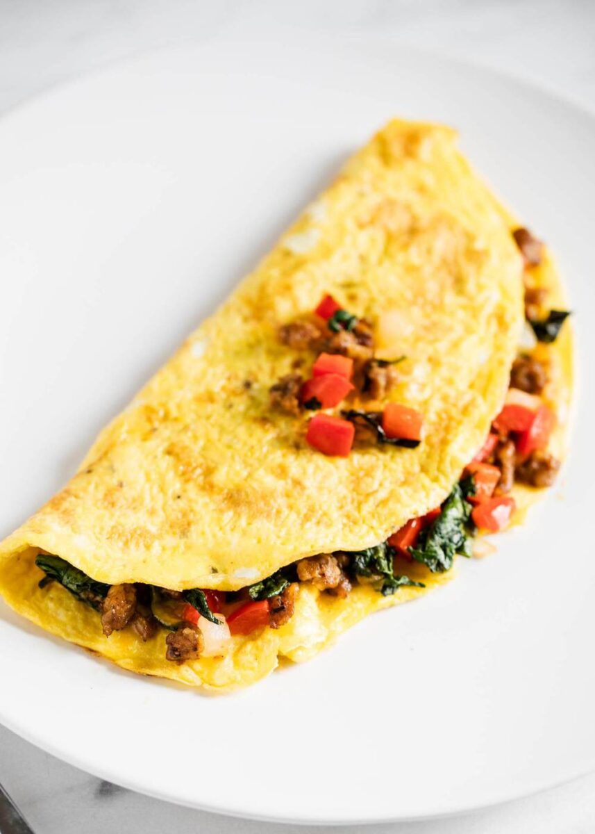 How To Make The Perfect Omelette I Heart Naptime