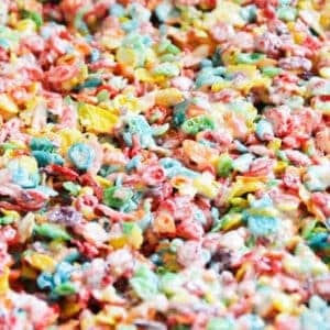 fruity pebble treats